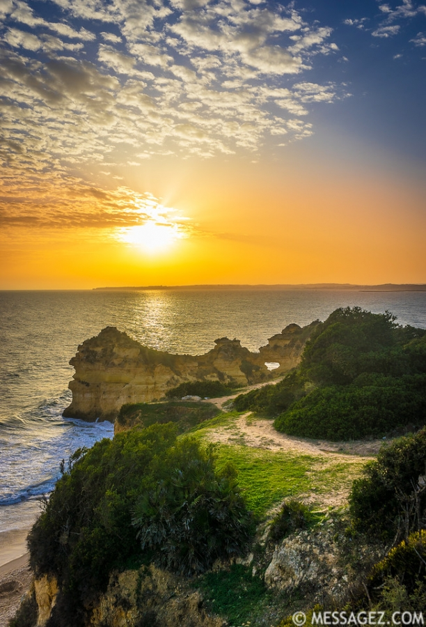 Best of Algarve Portugal Sunset Photography 88 By Messagez.com