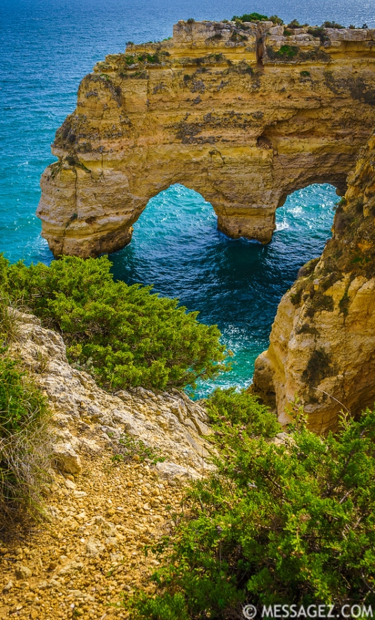 Original Heart of Algarve Portugal Photography 3 By Messagez.com