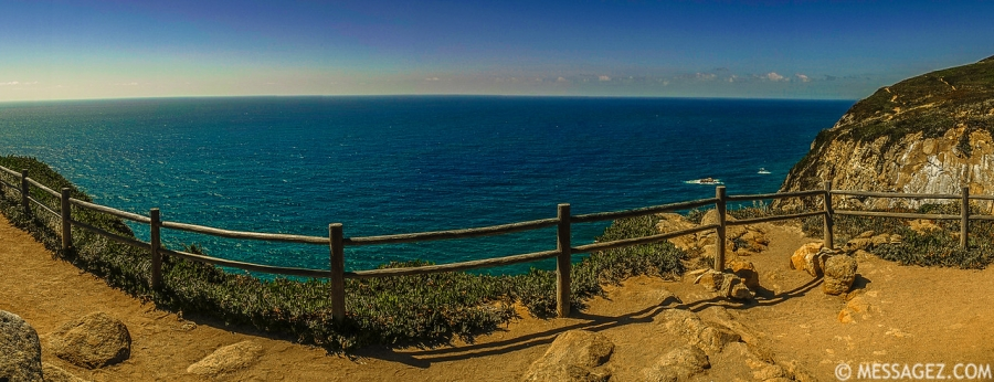 Best of Portugal Cape Roca Panorama Photography 2 By Messagez.com