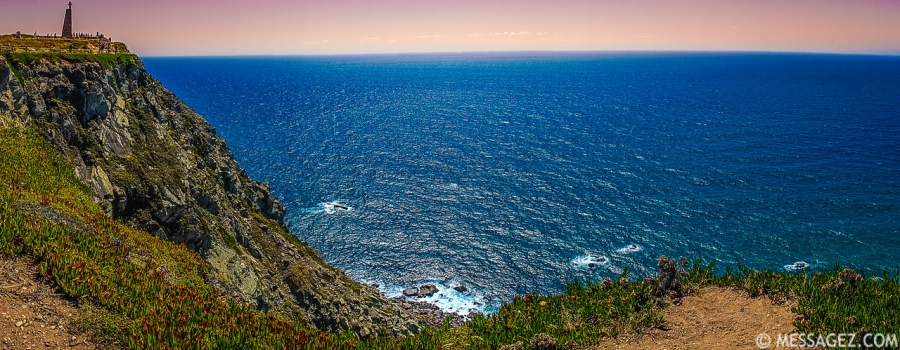 Best of Portugal Cape Roca Panorama Photography 5 By Messagez.com
