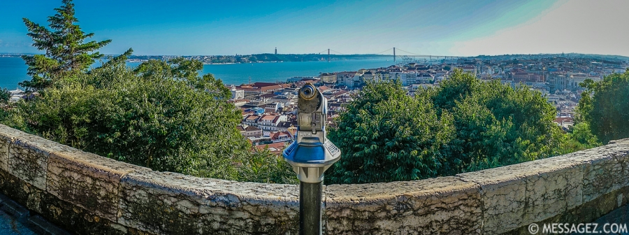 Best of Portugal Lisbon Panoramic Photography 7 By Messagez.com