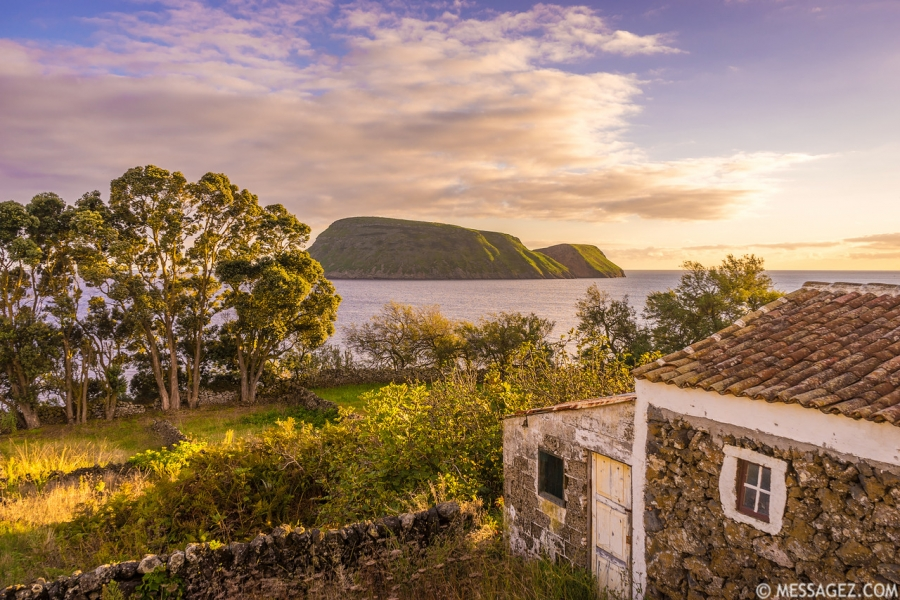 Original Azores Terceira Island Landscape Photography 3 By Messagez.com