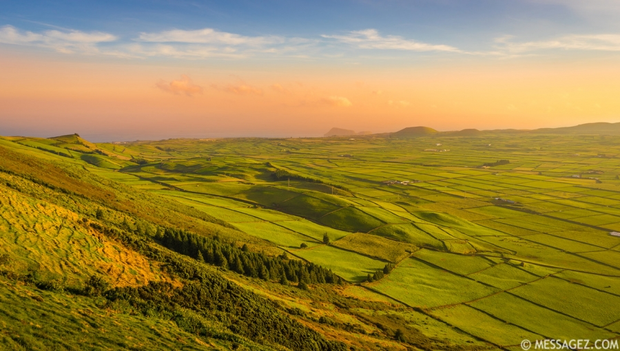 Original Azores Terceira Island Landscape Photography 4 By Messagez.com