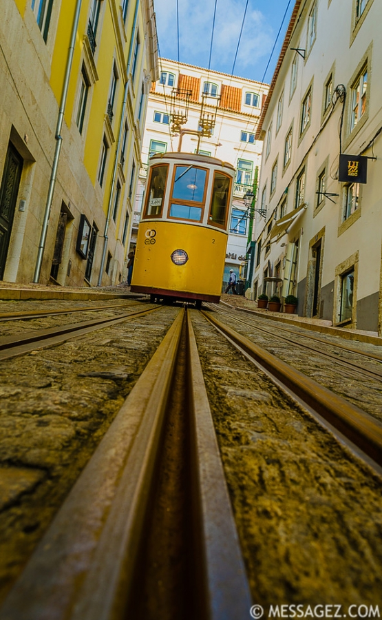 Best of Lisbon Trams Photography 24 By Messagez.com