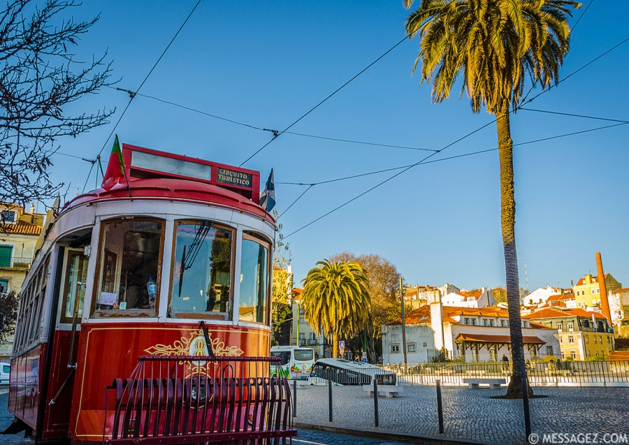 Best of Lisbon Trams Photography 30 By Messagez.com