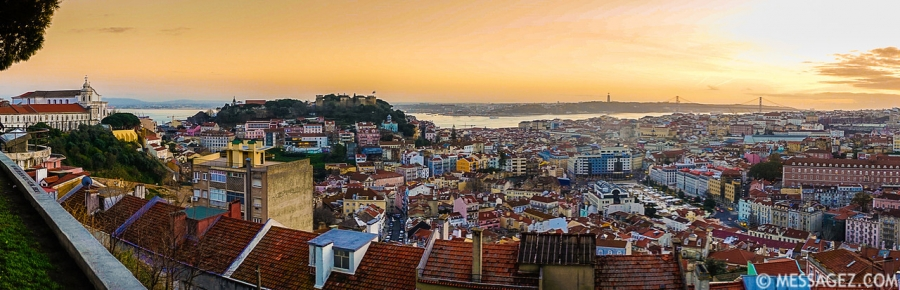 Best of Lisbon Panoramic Art Viewpoints Photography 3 By Messagez.com