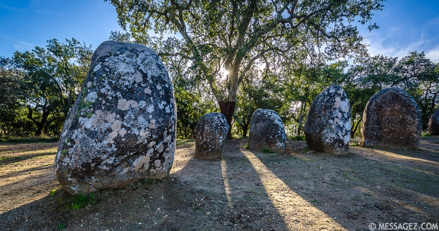 Portugal Cromlech of the Almendres Megalithic Magic Photography 7 By Messagez.com