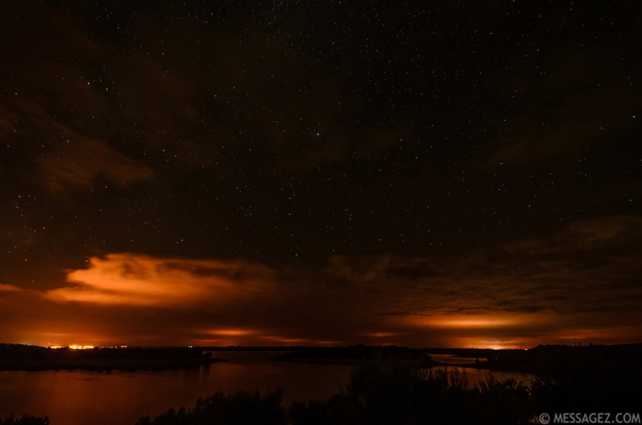 Alentejo Night Sky Photograph By Messagez.com