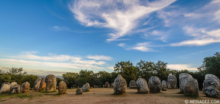 Portugal Cromlech of the Almendres Megalithic Magic Photography 15 By Messagez.com