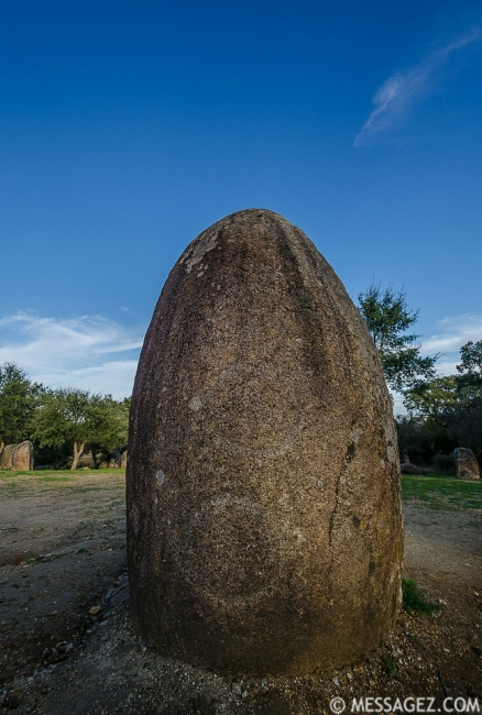 Portugal Cromlech of the Almendres Megalithic Magic Photography 23 By Messagez.com