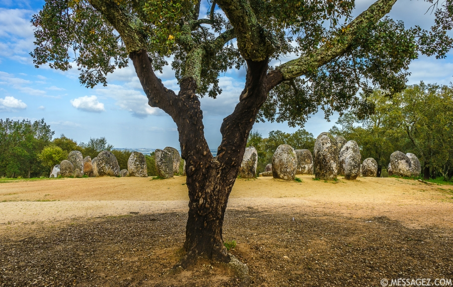 Portugal Cromlech of the Almendres Megalithic Magic Photography 24 By Messagez.com