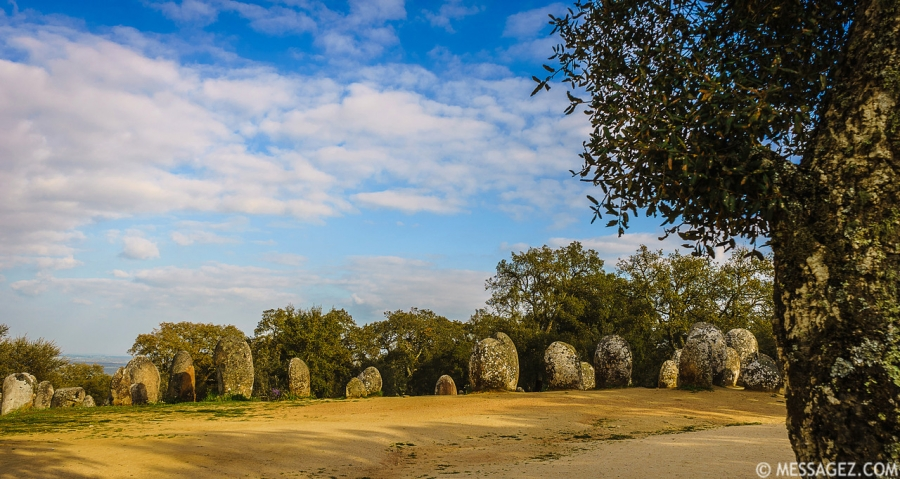Portugal Cromlech of the Almendres Megalithic Magic Photography 39 By Messagez.com
