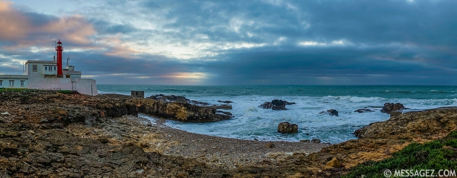 The Magic Coast of Cascais Portugal Panorama Photography 13 By Messagez.com
