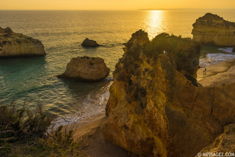 Best of Algarve Beaches Photography Alvor 8 By Messagez.com