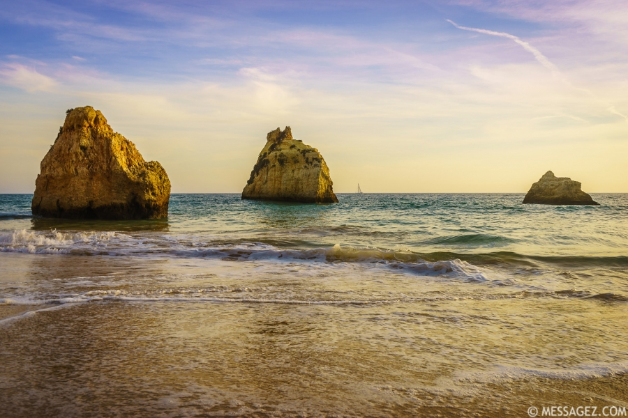 Best of Algarve Beaches Photography Alvor 3 By Messagez.com