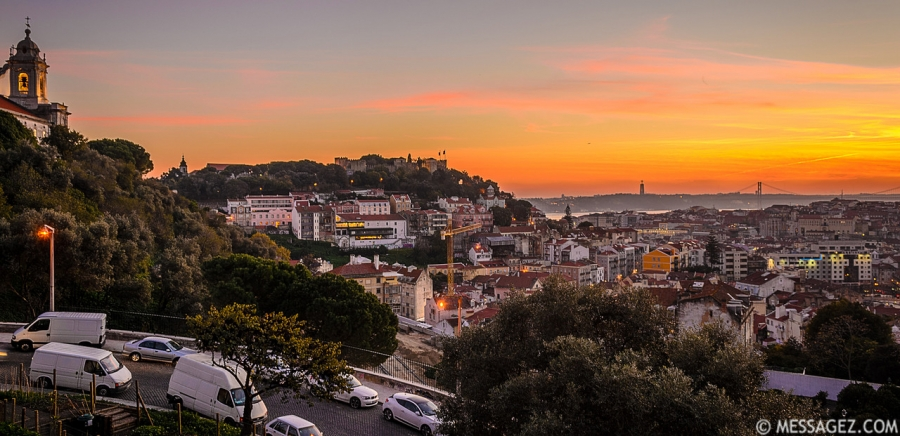 Best of Lisbon Viewpoints Photography 10 By Messagez.com