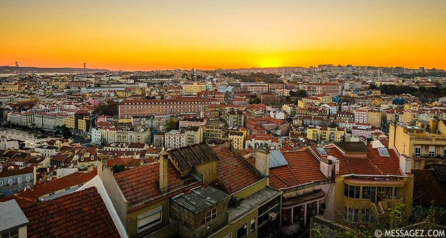 Best of Lisbon Viewpoints Photography 23 By Messagez.com