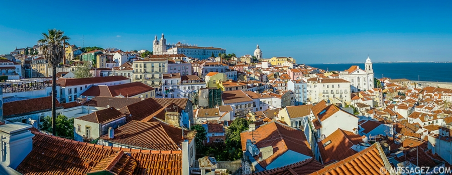 Best of Portugal Lisbon Panoramic Photography 11 By Messagez.com