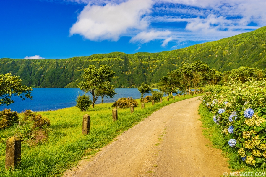 Azores Sao Miguel Island Lagoon Photography 16 By Messagez.com