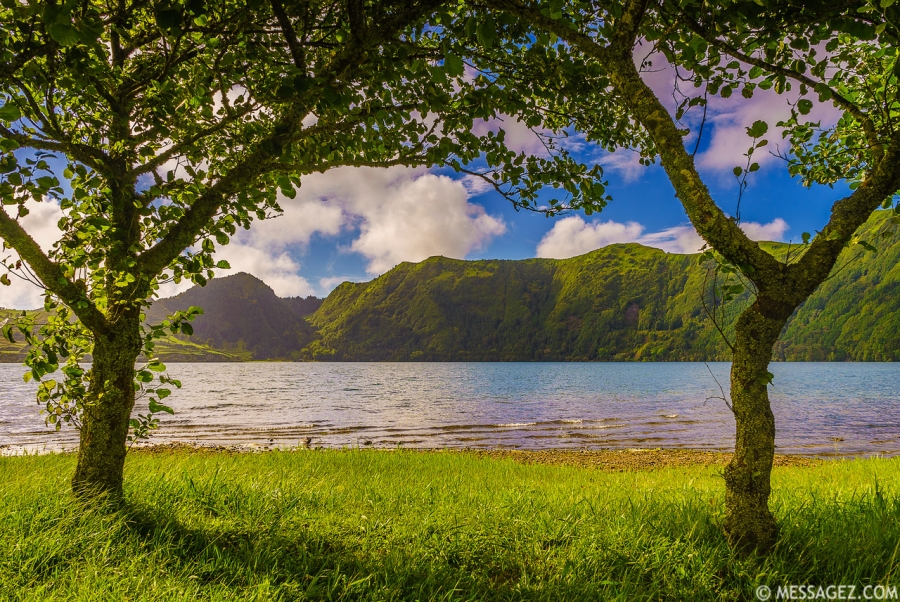 Azores Sao Miguel Island Lagoon Photography 20 By Messagez.com