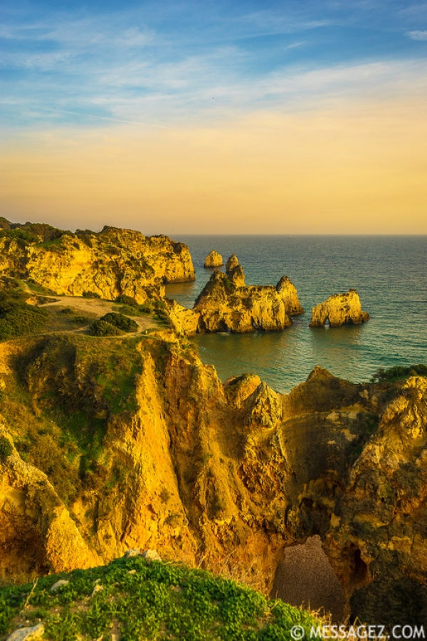 Amazing Portugal Algarve Coast Beauty Photography 2 By Messagez.com