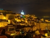 Beautiful Lisbon City By Night Photography