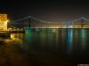 Best of Lisbon Bridge at Night Photography 11 By Messagez.com