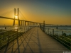 Best of Lisbon Bridge Sunrise Photography 5 By Messagez.com