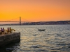 Best of Lisbon Bridge Sunset Photography 4 By Messagez.com
