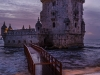 Best of Portugal Lisbon Tower Sunset  Reflections Photography 2 By Messagez.com