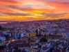 Lisbon Sunset By Messagez.com