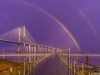 Magical Bridge Rainbow Photography 2 By Messagez.com