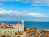 Original Panoramic Lisbon  Art Photography 2 By Messagez.com