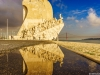 Portugal Lisbon Monument to the Discoveries Reflection Photography 8 By Messagez.com