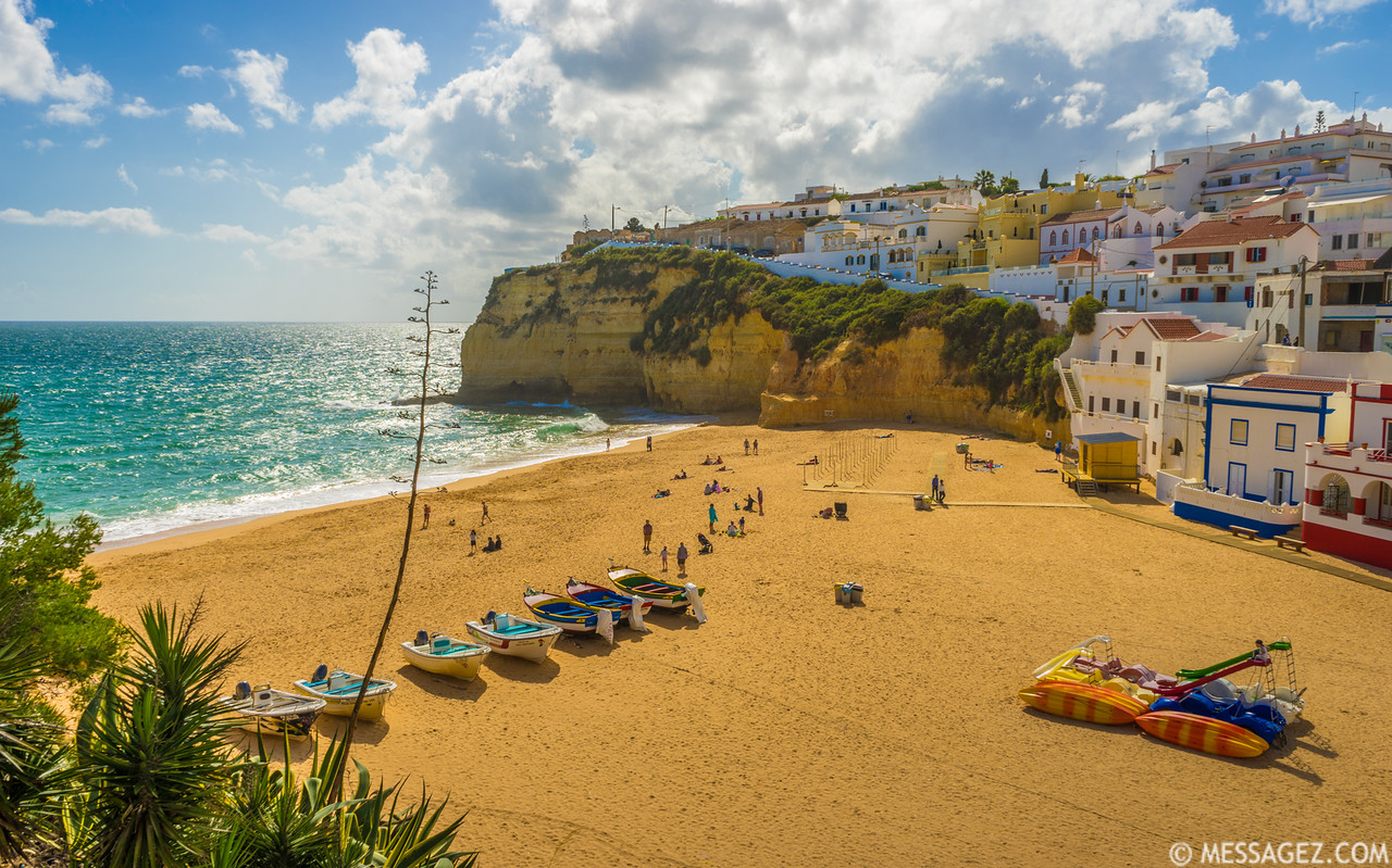 best beaches in portugal   sharing art messages with the world