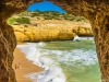 Best of Algarve Beaches Photography Praia do Carvalho 4 By Messagez.com