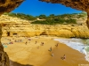 Best of Algarve Beaches Photography Praia do Carvalho By Messagez.com