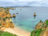 Lagos Beach at Algarve Portugal ~ Messagez.com