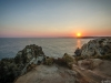 Portugal Algarve Sunset Viewpoint Fine Art Photography 3 By Messagez.com