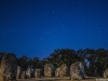 Portugal Cromlech of the Almendres Megalithic Complex Night Photography 16 By Messagez.com