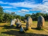 Portugal Cromlech of the Almendres Megalithic Magic Photography 2 By Messagez.com